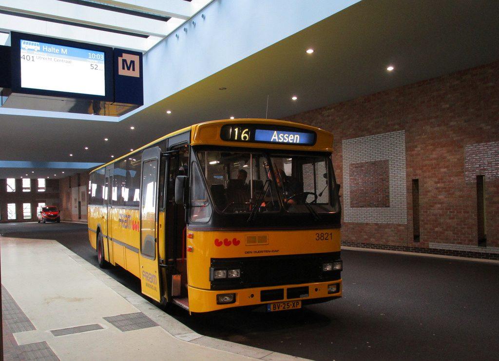 Wagenpark – Openbaar Vervoer Collectie Nederland